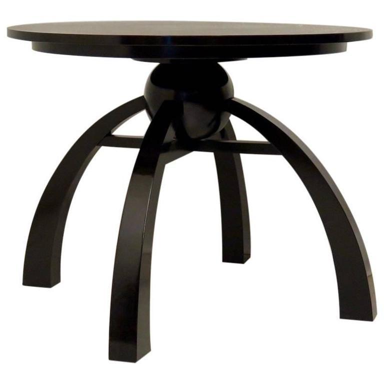 Gorgeous Side Table Art Deco
