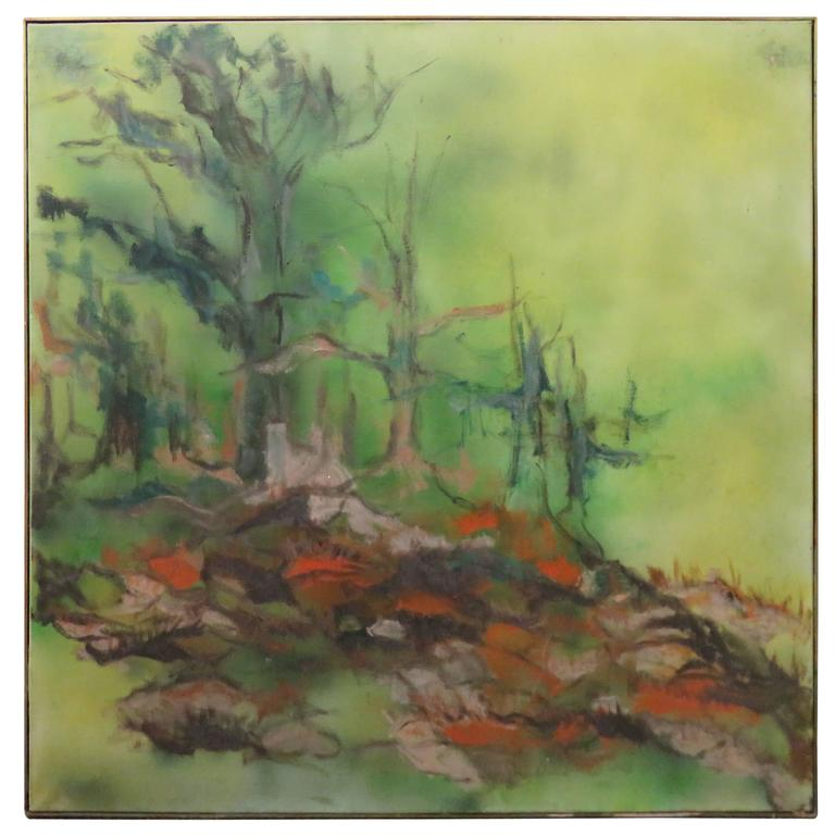 Modern Art Landscape Oil Paintings