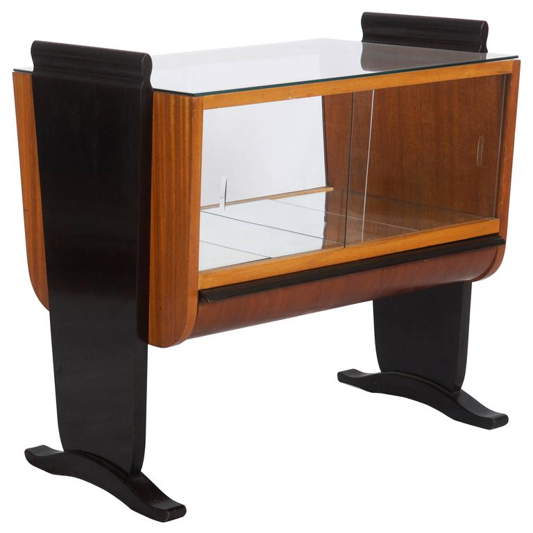 Art Deco Minibar by Jindrich Halabala for UP-Zavody