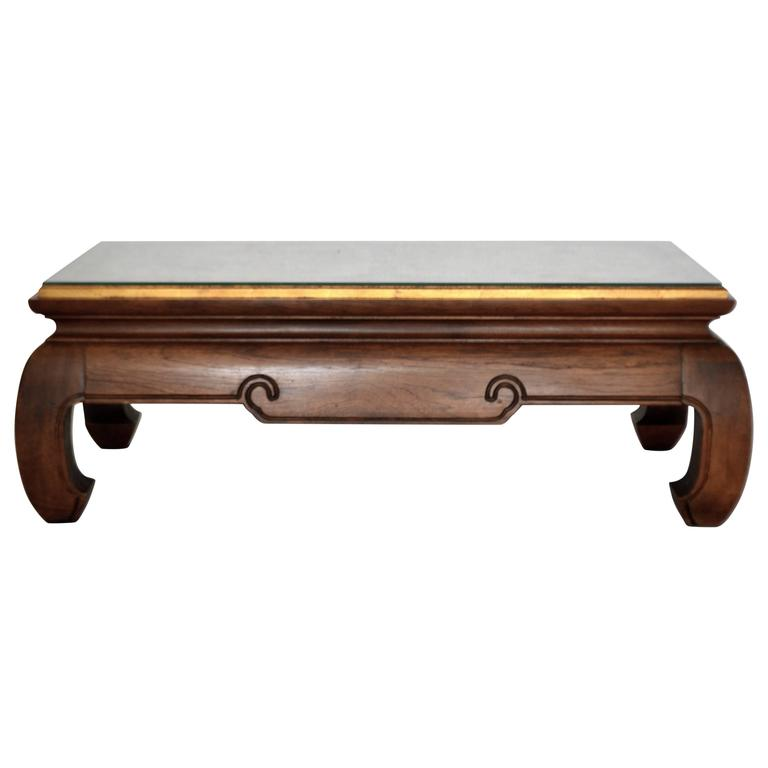 Hollywood Regency Coffee Table For Sale