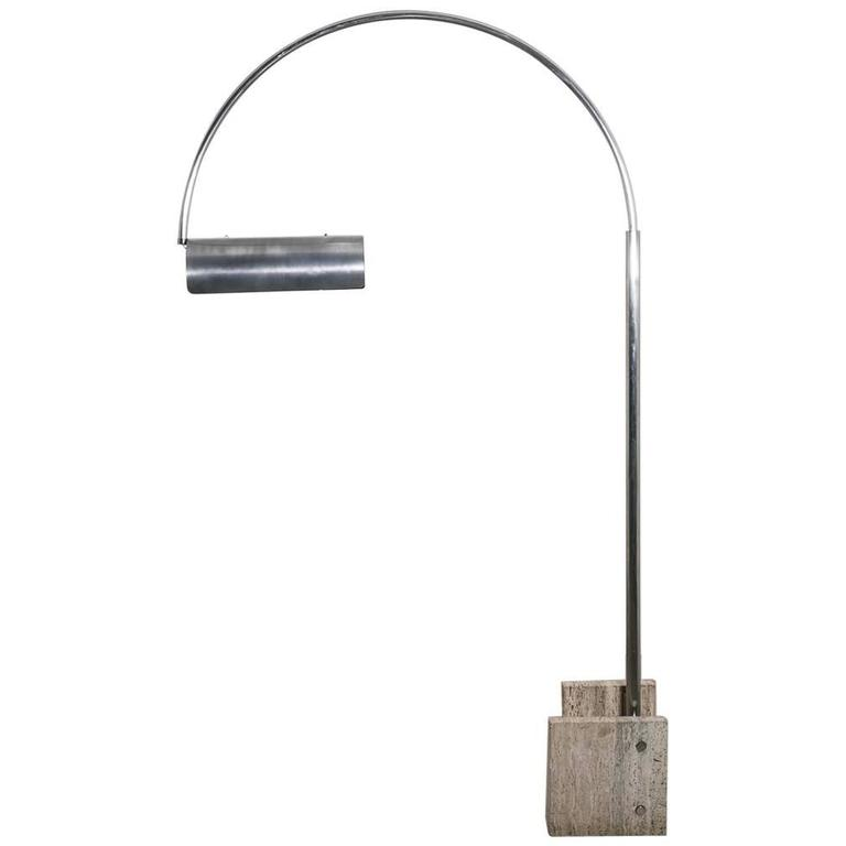 Italian Floor Lamp by Giuliano Cesari & Enrico Panzeri for Nucleo