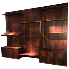 Wall Unit by Cado, Denmark, 1960s