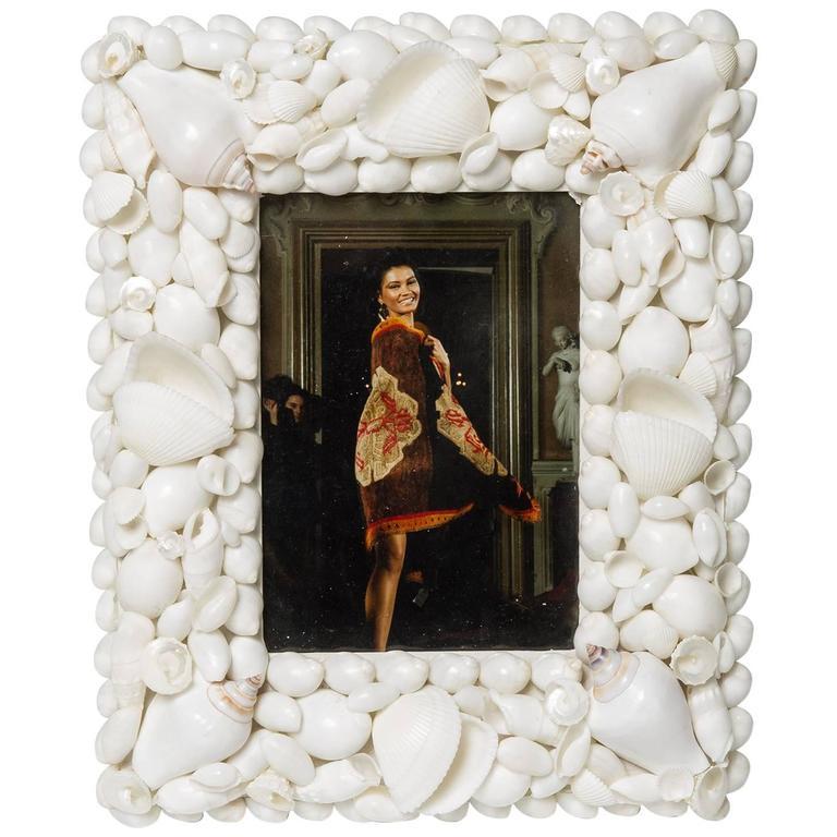 Shells Italian Photo Frame