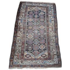 Rare Antique Persian Sultanabad Quot Animal Carpet Quot For Sale