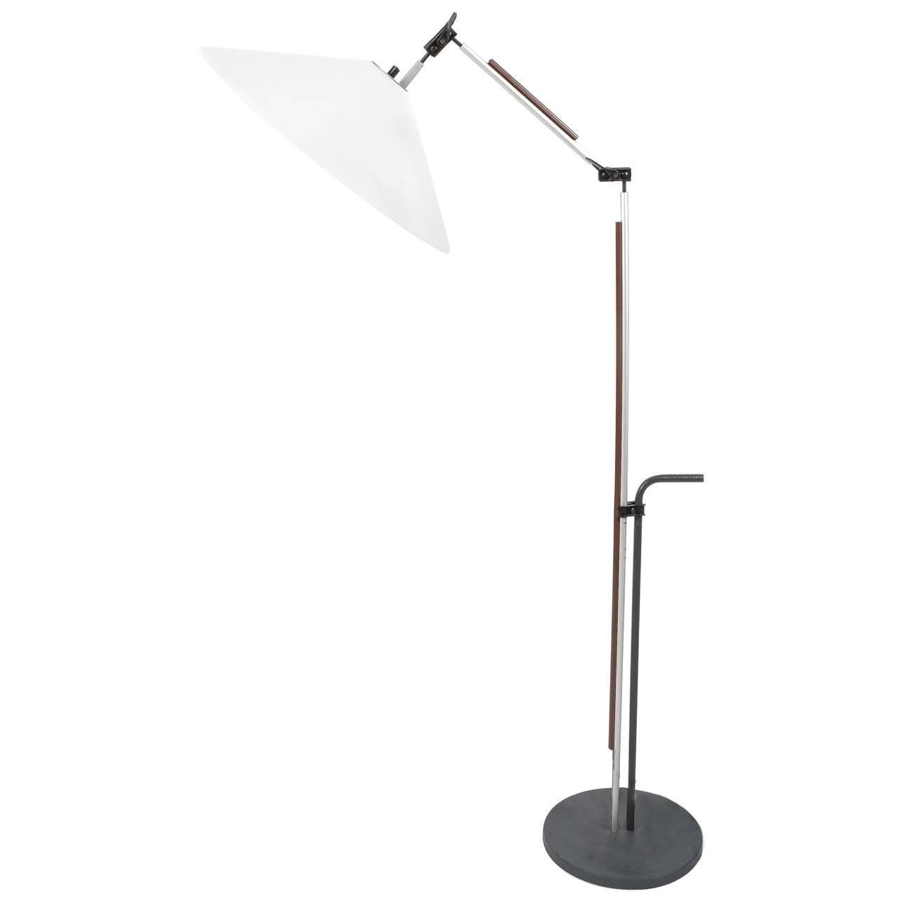 Floor Lamp Aggregato by Enzo Mari, circa 1970
