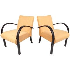 Unique Mid-Century Modern Lounge Chairs