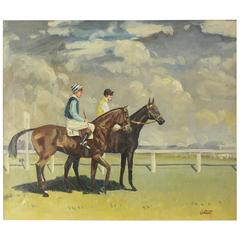 English Sporting Painting by Gaunt