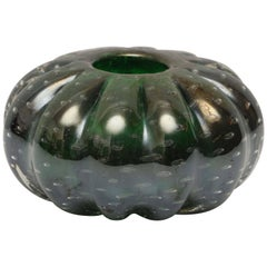 Murano Glass Vase, 1960s, Italy