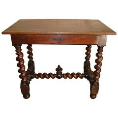 Charming 18th Century French Writing Table