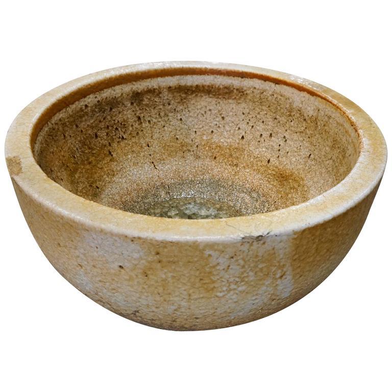 Ceramic Glass Blowers Crucible Extra Large 1