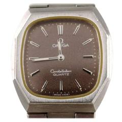 Omega Constellation, Cal. 1387 Vintage Wristwatch