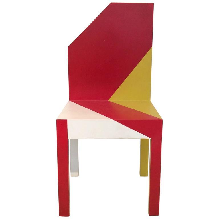 Antique overstuffed chairs - This Pierre Sala Chair Quot Oiseau Rare Quot Model 1983 France Is No Longer