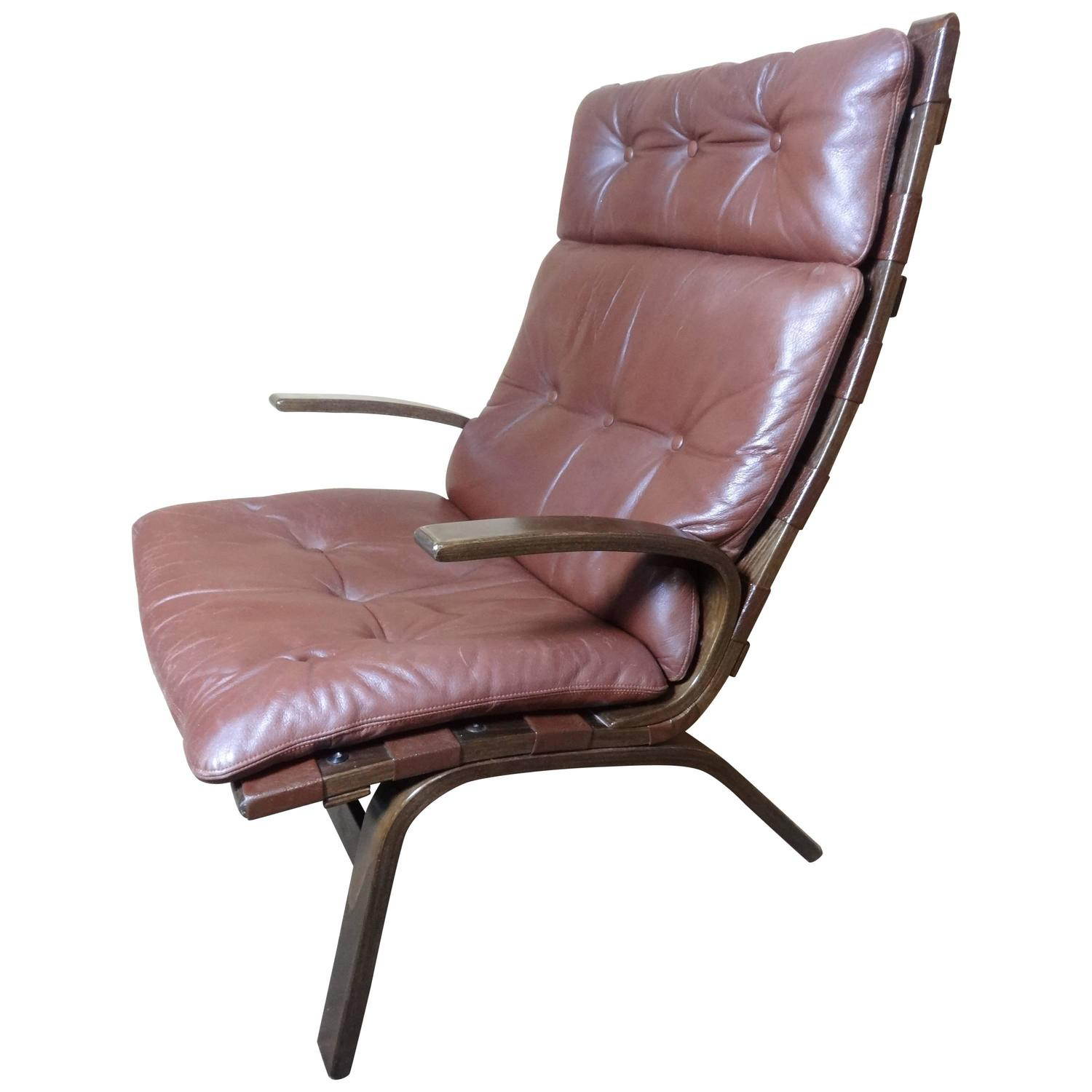 Lounge sessel retro  Ingmar Relling Lounge Chairs - 25 For Sale at 1stdibs