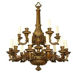 Antique Chandelier, Regency Style