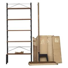 New in Box Poul Cadovius Royal Shelving System
