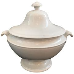 19th Century Ironstone Tureen
