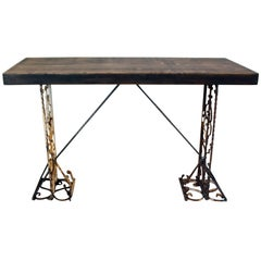 Italian Bar Table by ACA Castelfranco Veneto