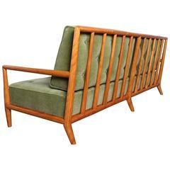 Sofa Designed by T.H. Robsjohn-Gibbings for Widdicomb