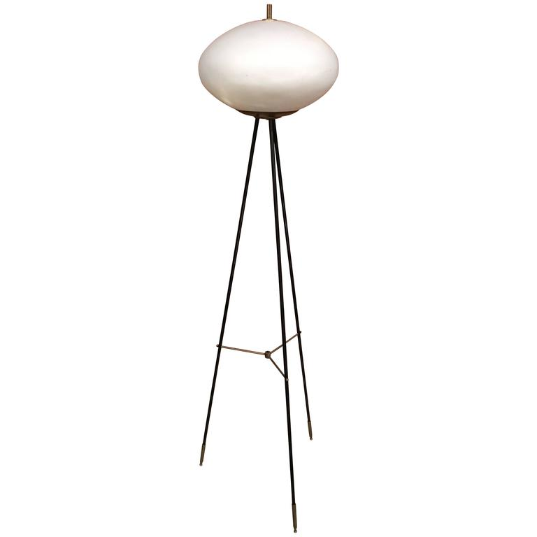 Stilnovo Tripod Floor Lamp, Italy, 1960s For Sale