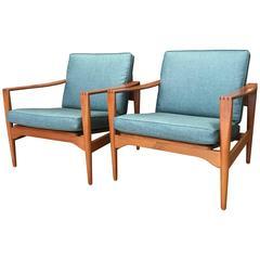 Pair of Chairs by Kai Kristiansen