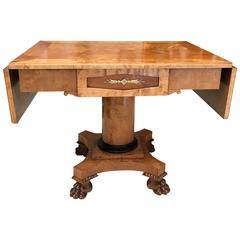 Biedermeier Sofa Table
