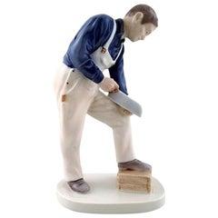 Bing & Grondahl Figure Craftsman 2434 Carpenter