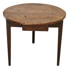 19th Century Fruitwood Table