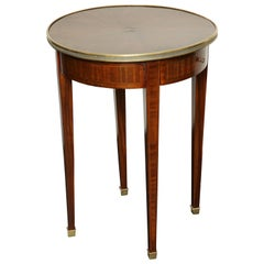 19th Century Palisandre Side Table