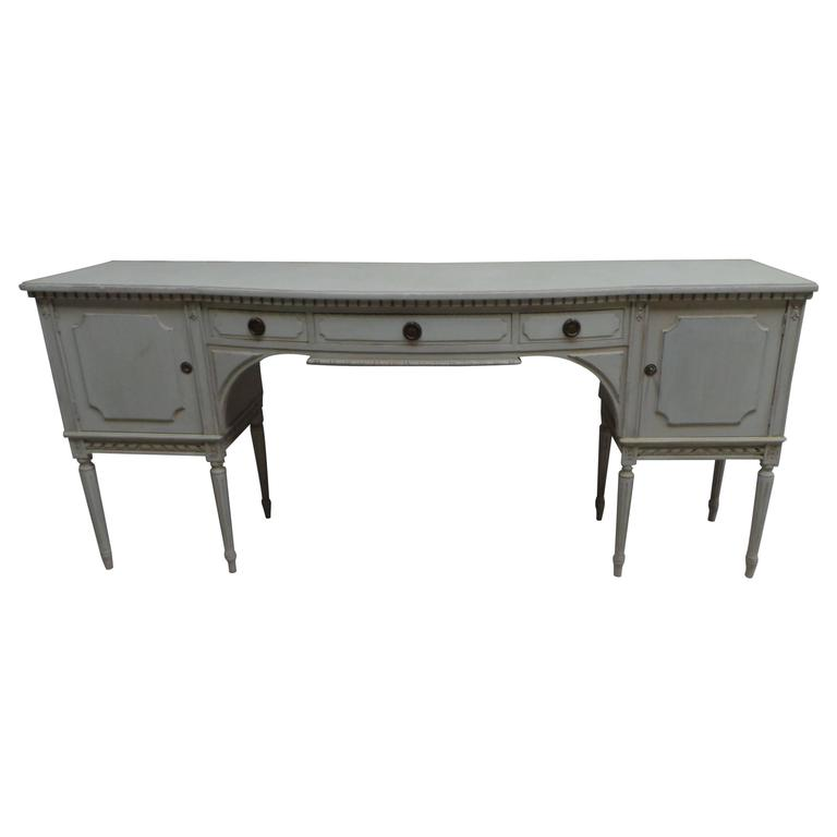 Swedish Gustavian Buffet