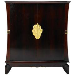 Stunning Cabinet in the Style of Maurice Jallot