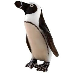 Large Penguin 'No. 1822' by Sveistrup Madsen for B&G/ Bing and Grondahl