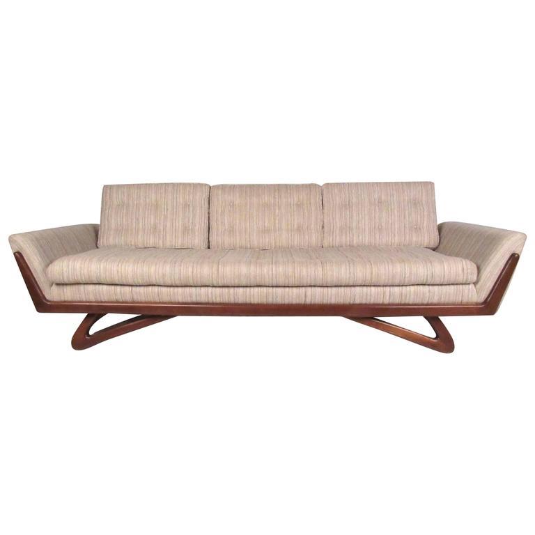 "Adrian Pearsall ""Gondola"" Sofa for Craft Associates"