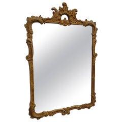100% Original Swedish Rococo Mirror