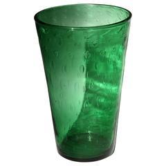 Empoli Glass Vase