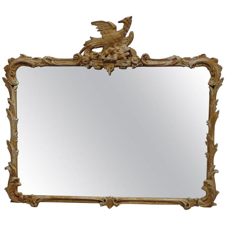 Antique Gilded Mirrors