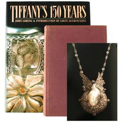 First Edition Tiffany Books, Set of 2