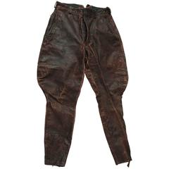 1930s Motorcycle Riding Pants
