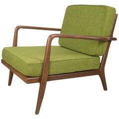 Mel Smilow Rail Back Lounge Chair
