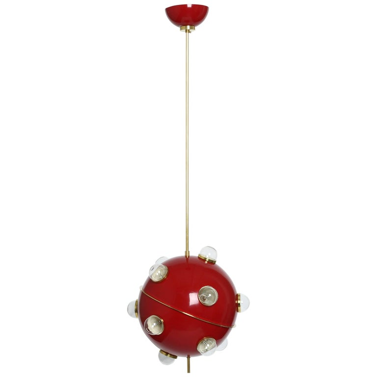 Oscar Torlasco Ceiling Pendant for Lumi