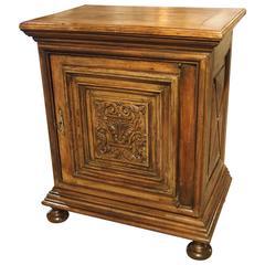 Antique French Confiturier Cabinet