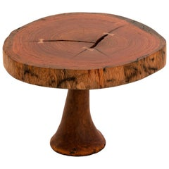 Unique Signed Coffee Table by Jörg Pietschmann