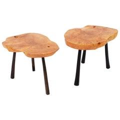 Unique Signed Twin Tables by Jörg Pietschmann