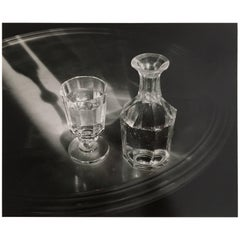 Herbert List Bottle and Glass, Ascona, Switzerland, 1936