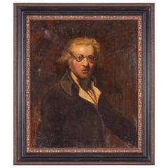 Portrait of 18th Century Gentleman
