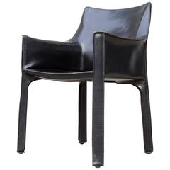 "Mario Bellini ""Cab"" Chair"