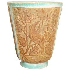 Elegant Midcentury Italian Vase SACA, 1940s