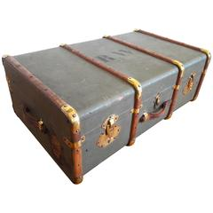 Old Trunk French Army