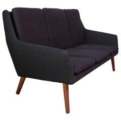 Danish Modern Sofa by Erik Ostermann and H. Høpner Petersen