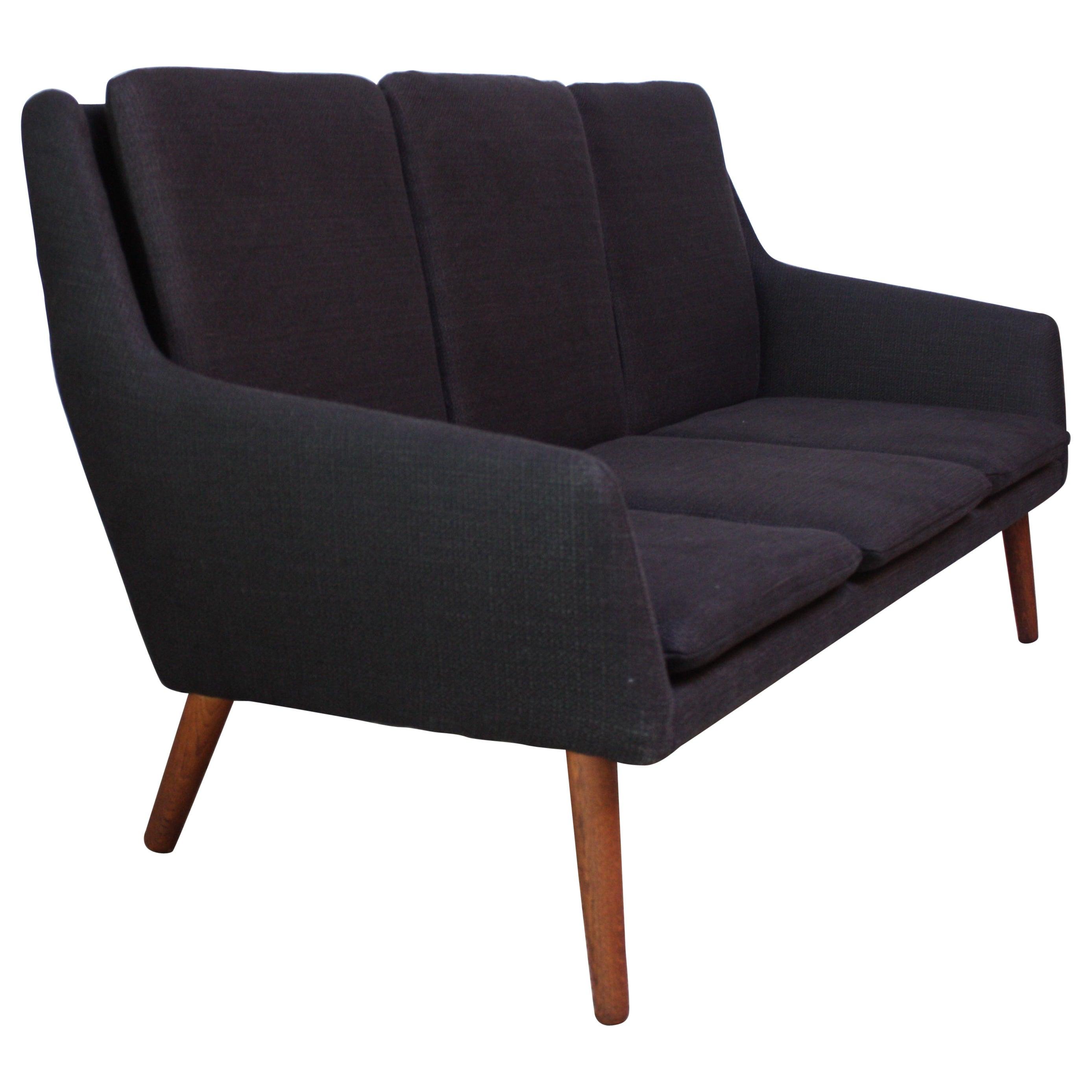 Danish Modern Sofa by Erik Ostermann and H. Høpner Petersen For Sale ...
