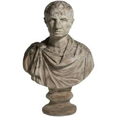 Composite Stone Bust